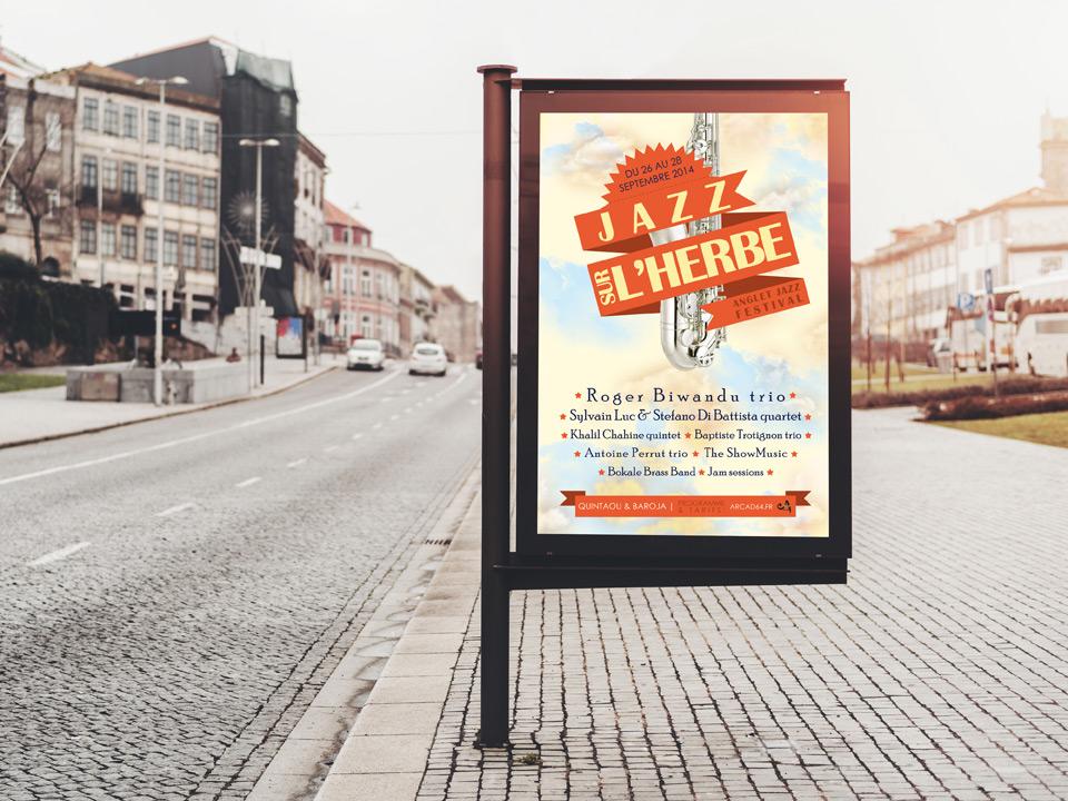 Jazz sur l'herbe